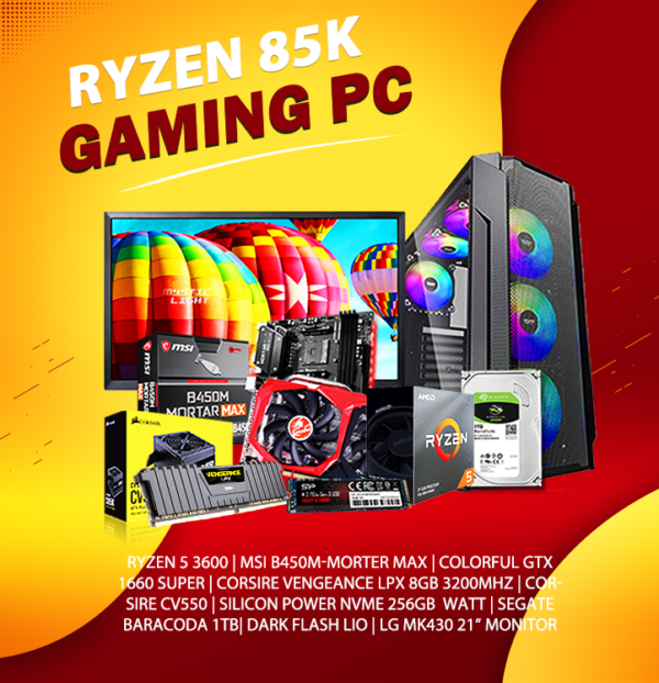 PC Builder - Build Your Own Computer With Gaming Component