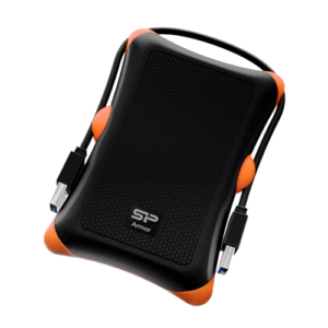 Silicon Power Armor A30 1TB Shockproof Portable External HDD